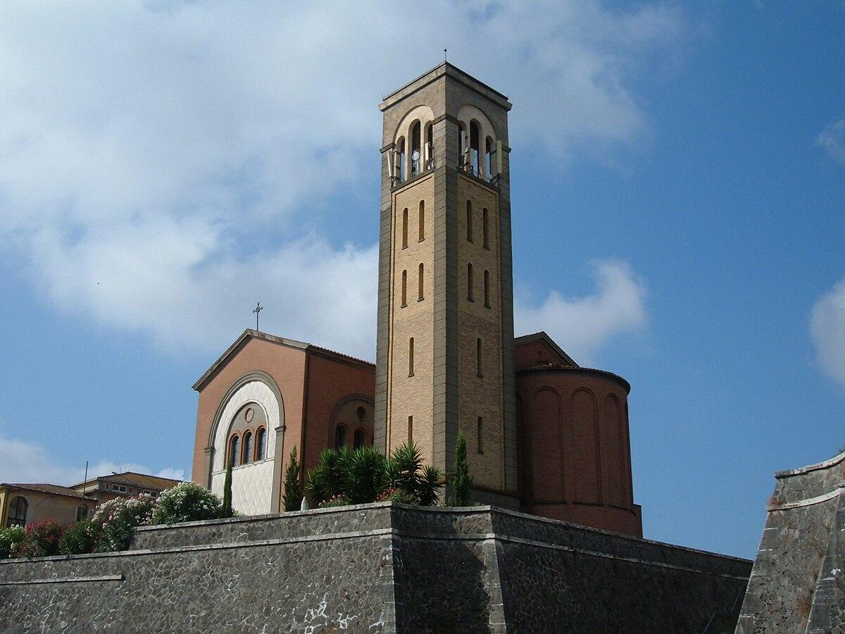 Sede suburbicaria di porto santa rufina wikipedia for Arredi sacri roma