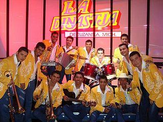 La Dinastía de Tuzantla Tierra Caliente group formed in Tuzantla, Michoacán, México