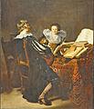 La leçon de musique, Thomas de Keyser.jpg