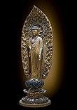 Labit - Bouddha Amida - Japon fin de la période Edo - 59 498