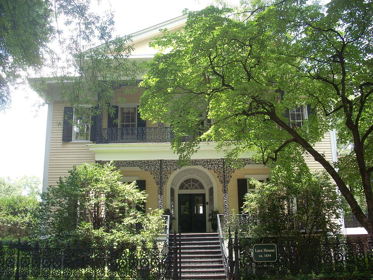 Lace house columbia south carolina wikipedia for The carolina house