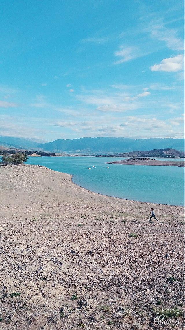 Lalla Takerkoust Lake