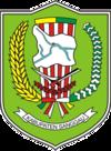 Официальная печать Sanggau Regency