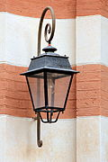 Street light in Toulouse