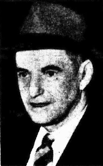 Lance Sharkey - Portrait of Lance Sharkey at the time of his conviction for sedition in 1949.