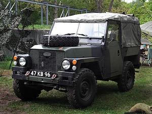 Land Rover 1/2 ton Lightweight - Land Rover Lightweight