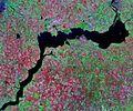 Landsat Kakhivka Water Reservoir1.JPG