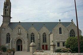 église de Landudec