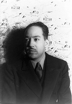 Langston Hughes 1936