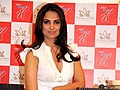 Lara Dutta at a promotional even for Kellogg's.jpg