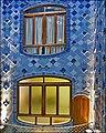 Las ventanas de la Casa Batllò de Gaudi - panoramio.jpg