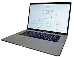 Late 2016 MacBook Pro