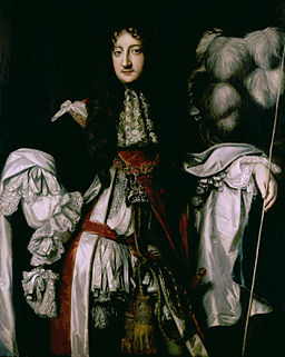 Laurence Hyde, 1st Earl of Rochester by William Wissing