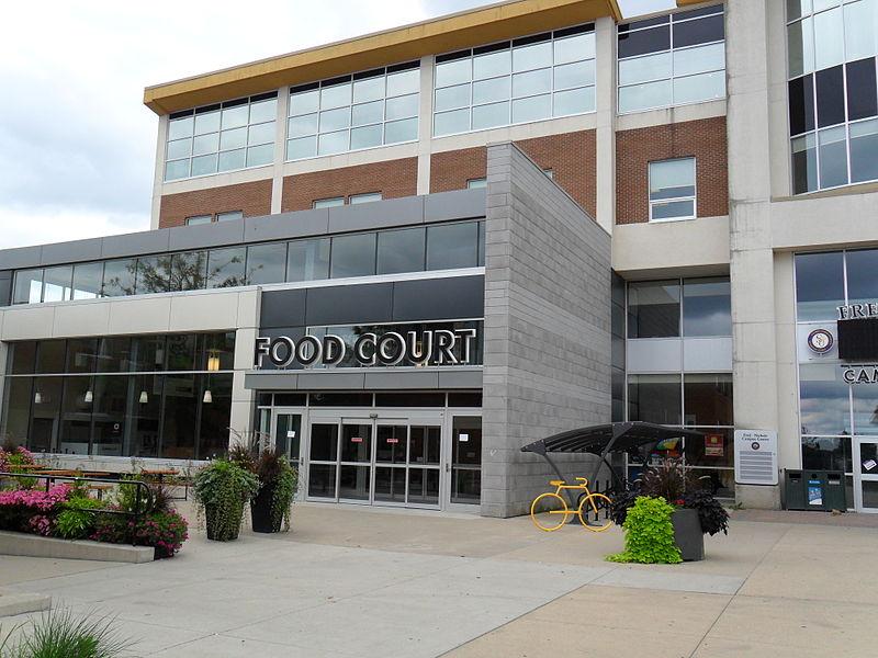 Food Court Laurier