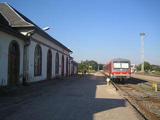 Lauterbourg Commune in Grand Est, France