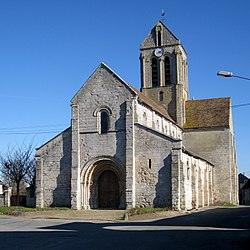 Church of Lavillettertre
