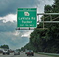 Lavista Rd Tucker GA Exit 37.jpg