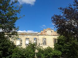Lazarist Monastery in Thessaloniki, Daughters of Charity of Saint Vincent de Paul House 02.jpg