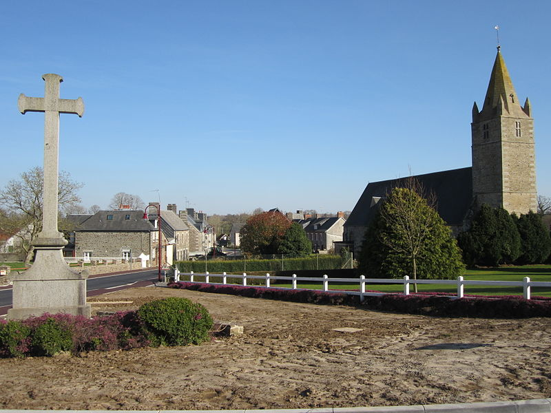 Le Mesnil-Garnier, Manche