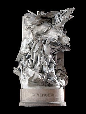 Ernest Henri Dubois - Image: Le Vengeur