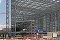 Le chantier du nouveau Palais des Congrès (EUR, Rome) (5904091261).jpg