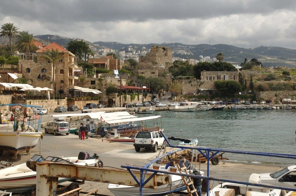 Lebanon-Jbeail-Biblos