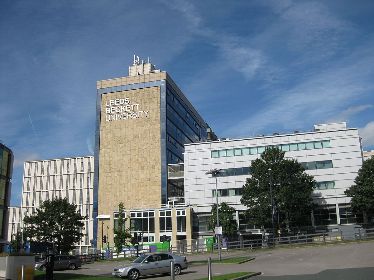 Leeds Beckett University Wikipedia
