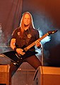 Legion of the Damned, Hein Willekens at Party.San Metal Open Air 2013.jpg