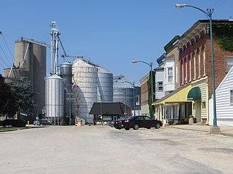 Leland, Illinois - Railroad Avenue