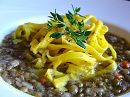Lentils soup with strangozzi.jpg