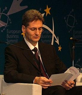 Leonard Orban European Commissioner for Multilingualism