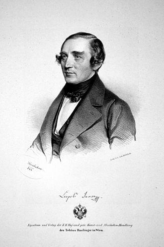Leopold Jansa - Image: Leopold Jansa