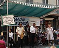 Leroy Jones Band at French Quarter Fest 2008.jpg