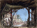 Les Troyens à Carthage 1863 - gardens of Didon by the shore - design by Chaperon - Gallica.jpg