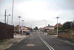 Level Crossing, Howdon Lane (geograph 2989124).jpg