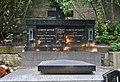 Levoča - cintorín - náhrobok - Gusztáv Görgey (1865 - 1952).jpg