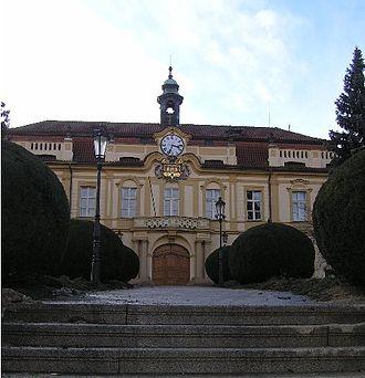 Prague 8 - Chateau Libeň