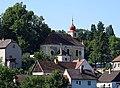 Liblín, kostel, z mostu.jpg