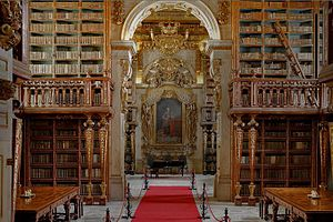 Library of the Universtity of Coimbra
