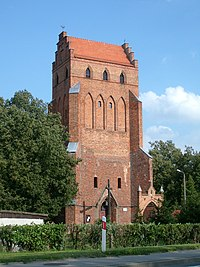 Lignowy Szlacheckie church.jpg