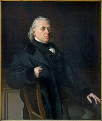 Portrait de Louis-Désiré Blanquart-Evrard