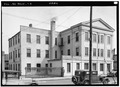 """Lincoln Hotel, North High and East """"A"""" Streets, Belleville, St. Clair County, IL HABS ILL,82-BELVI,1-2.tif"""