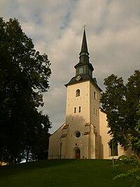 Lindesbergs kirke
