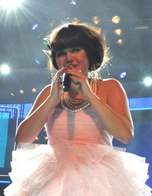 Linnea Henriksson - Linnea Henriksson during Idol 2010.