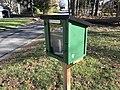 Little Free Library, Wachusett Dr, Lexington MA.jpg