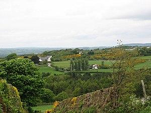 Llanddeiniolen - Image: Llanddeiniolen geograph.org.uk 227602