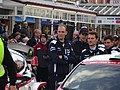 Llandudno 2017 Wales Rally GB - Welshman Elfyn Evans wins 16.jpg