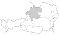 Location of Rosenau am Hengstpaß (Austria, Oberoesterreich).png