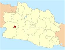 daftar kecamatan dan kelurahan di kota sukabumi