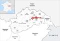 Locator map of Kanton Lure-1 2019.png